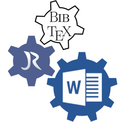 How can I use my BibTeX library in MS Word?