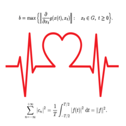 Love and Mathematics?