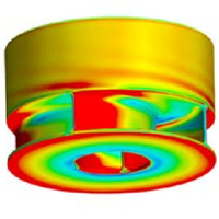 Assessment of the flow field in the HeartMate 3 using three-dimensional particle tracking velocimetry and comparison to computational fluid dynamics